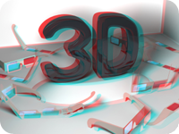 Die 3D-Animation für einen Imagefilm in 3D - Multidimensionalität ist unsere tägliche Arbeit!
