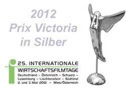 Prix Victoria in Silber