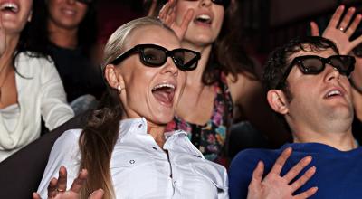 Begeistern Sie Ihre Kunden! Ein Imagefilm in 3D und 3D Film in der Werbung erreichen Sie einen Vorsprung!